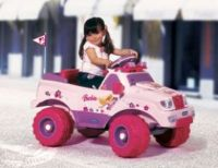 PEGPEREGO IGED1136 Barbie Car