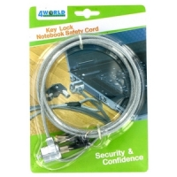 4world notebook security cable