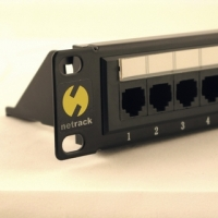 Netrack patchpanel 19'' 24 ports