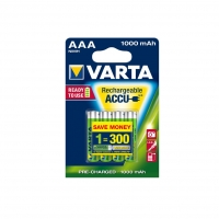 Varta Batteries R3 1000 mAh 4pcs