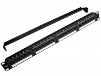 Gembird 19'' patch panel 24 port