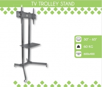 Techly Mobile stand for TV