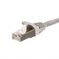 Netrack patch cable RJ45, snagless