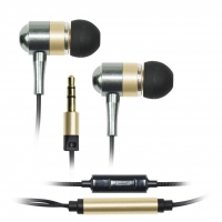 Vakoss Metal Stereo Earphones with