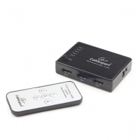 Gembird HDMI interface switch, 5