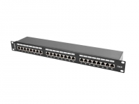 Lanberg Patch Panel 24 port 1U,