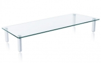 Techly Universal glass stand for