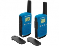 Motorola T62 short-wave radio, 8km, Blue