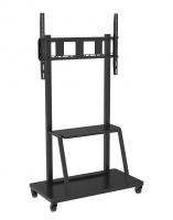 Techly Mobile stand for large TV