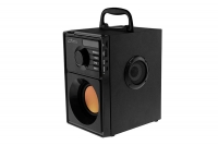Media-tech Portable speaker system