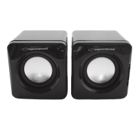 Esperanza SPEAKERS 2.0 CUBE USB