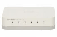D-link 5-port switch 5xGbE