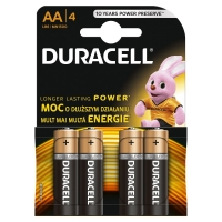 Duracell Battery basic AA / LR6