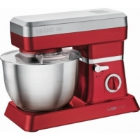 Clatronic Food processor 1200W red