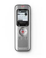 Philips DVT2050 voice recorder