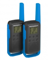 Motorola T62 PMR 446 BLUE SHORT