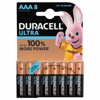 Duracell Ultra Power AAA 8-pack
