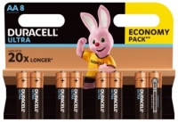 Duracell Ultra Power AA 8-pack