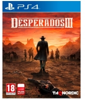 Desperados III PS4 (9120080073297)