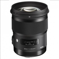 Sigma 50mm F1.4 DG HSM for Canon,