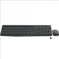 Logitech Wireless Keyboard and