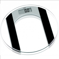 Adler AD 8122 Glass bathroom scales,