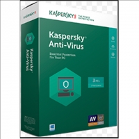 Kaspersky Anti-Virus, New