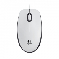 Logitech Mouse M100 Wired, No,