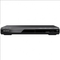 Sony DVD player DVPSR760HB HD