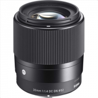 Sigma 30mm F1.4 DC DN Sony E-mount