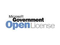 Microsoft MS OPEN-GOV OfficeStd