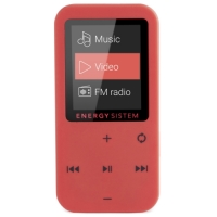 Energy sistem MP4 Touch Coral (8