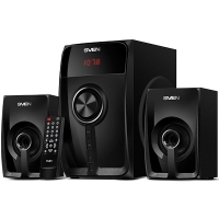 Sven MS-307, 2.1 speakers, FM,