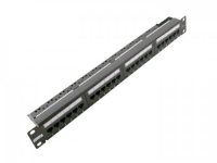Nord CAT6 UTP patch panel/ 19' 24