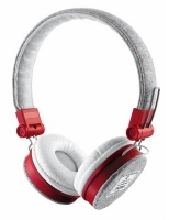 Trust HEADSET FYBER/GREY/RED 20073
