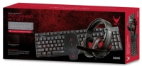 Varr VG4IN1SET01 PRO Gaming 4in1