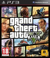 Rockstar games PS3 Grand Theft