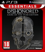 Bethesda PS3 Dishonored GOTY