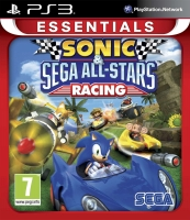 Sega PS3 Sonic and Sega All-Stars