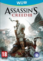 Ubisoft Wii U Assassin's Creed III