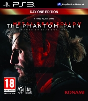 Konami PS3 Metal Gear Solid V: The