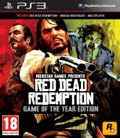Rockstar games PS3 Red Dead