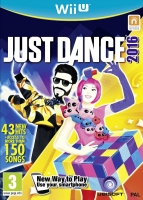Ubisoft Wii U Just Dance 2016