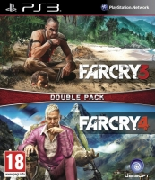 Ubisoft PS3 Far Cry 3 and Far Cry