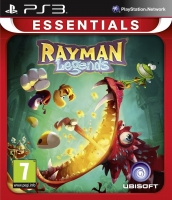 Ubisoft PS3 Rayman Legends