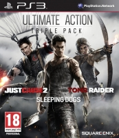 Square enix PS3 Ultimate Action