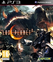 Capcom PS3 Lost Planet 2