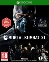 Wb games Xbox One Mortal Kombat XL