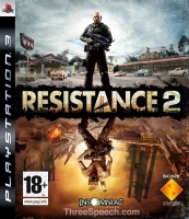 Sony ce PS3 Resistance 2