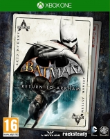 Wb games Xbox One Batman: Return
